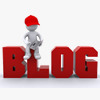 Thumbnail 800 over Blogging Quality PLR Articles