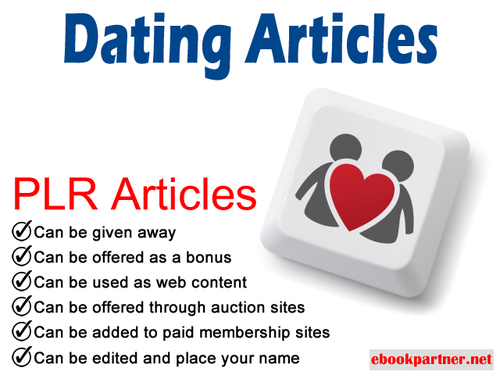 Product picture 1000 over Dating Quality PLR Articles
