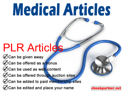 Product picture 200 over Medical Quality PLR Articles
