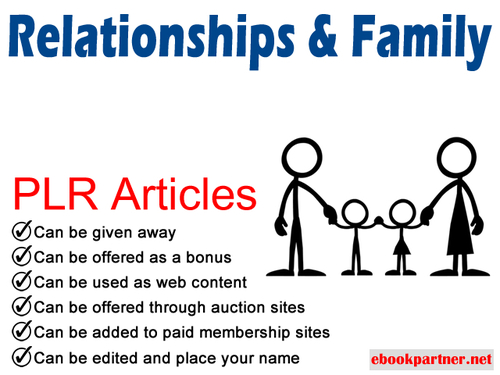 Product picture 1500 over Relationship and Family Quality PLR Articles